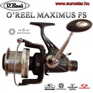 Silstar Oreel Maximus 6000-FS