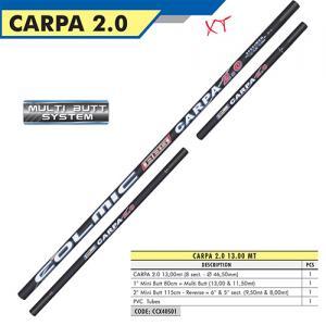 CCX 4A S01 Carpa 13 m rakósbot