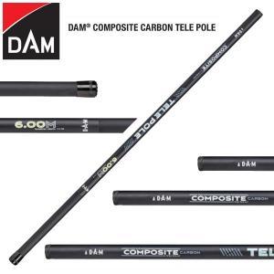 DAM Tele Pole -D-56106-6m