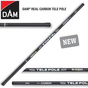 DAM Carbon Tele Pole-D-56113- 7m