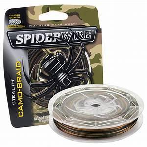 Speider Wire Camo 0,14