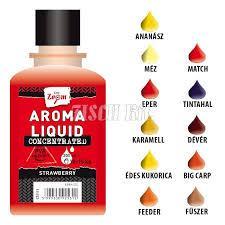 Aroma Liguid Édes kukoricza 200 ml