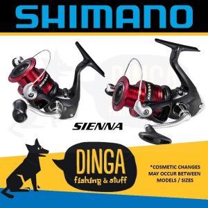 Shimano Sienna 3000 FG