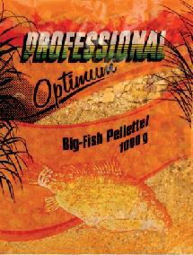 Profeszionál-Optimum-Pelletes-Kagyló