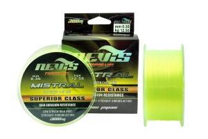 Nevis Mistral Fluo Green 300m 0.25
