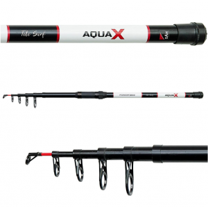 D.A.M AQUA-X TELE SURF 3,90M 100-250G