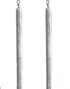 Pálca ólom fórgos 10-gr